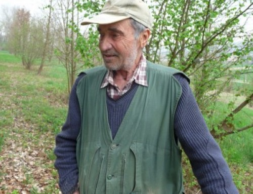 Giuliano: Truffle Hunter from Isola d'Asti